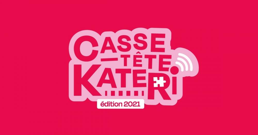 Casse-tête KATERI: Un défi amusant pour découvrir la région!
